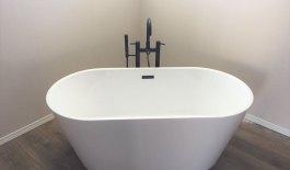 Master Bath Free Standing Soak Tub
