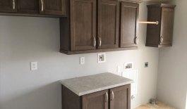 Utility Room Freezer-space Washer Dryer hook-ups