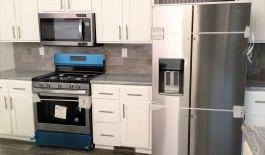 Stainless Steet Appliances