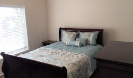 Master Bedroom with Walk-in Closet