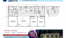 Timberwood-28483S